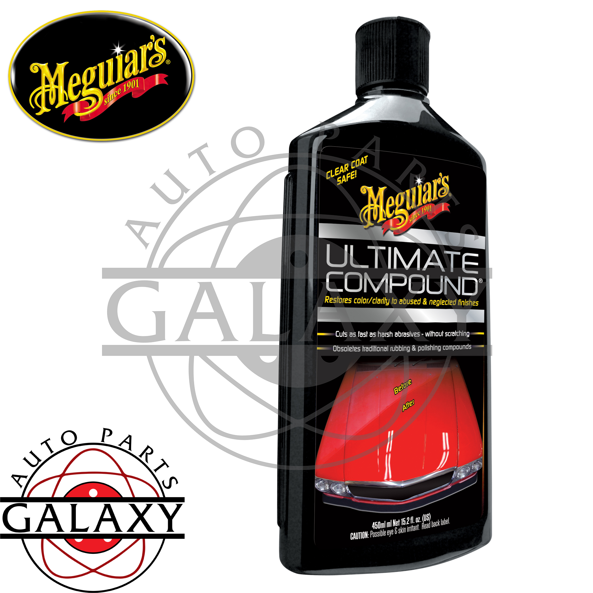 meguiar 39 s g17216 ultimate compound 15 2 oz ebay. Black Bedroom Furniture Sets. Home Design Ideas